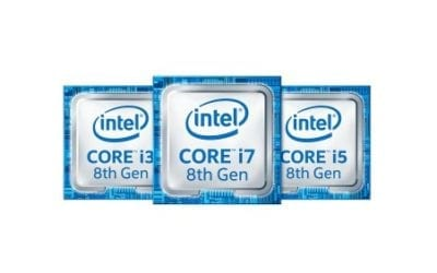 Intel 8th Gen Processors Coffee Lake