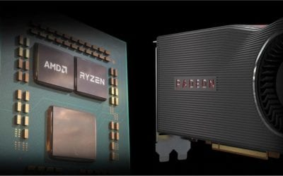 AMD Ryzen™ CPUs & Radeon™ GPUs: A History of AMD Driving the Future of High-Performance Gaming