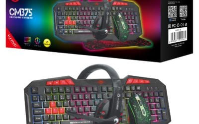 Marvo Gaming Accessories Now in Stock