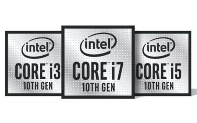 Intel 10th Gen Processors